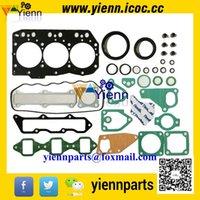 Wholesale Yanmar D82E TNE82 TNV82A Full gasket kit with head gasket for Komatsu PC27MR excavator John Deere B