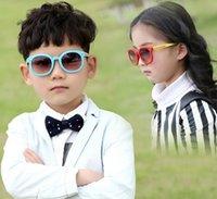 baby sun shield - Fashion Kids Child Polarize PC UV400 Resin Lenses Sports Sun Glasses Baby For Girls Boys Outdoor Designer Sunglasses Color Free Ship S1042