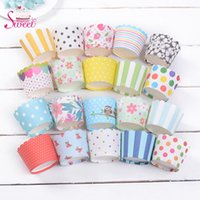 Wholesale 50pcs Mix color Cute Wedding Birthday Baby shower Party Cake Decorating Muffin Cupcake Cases Tools Mini Paper Baking Cups