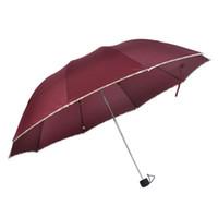 beautiful umbrellas sale - 2016 very beautiful hot sale creative fashion folding umbrella bone grid sunny and rainy umberlla