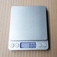 Wholesale High precision electronic scale g g jewelry kitchen scale six specifications digital mini pocket scale with LCD display