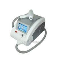 Wholesale 1064nm nm Q Switched Nd Yag Laser Tattoo Eyebrow Pigment Removal Machine Scar Acne Remover