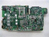 Acheter Utilisé un ordinateur portable asus-K51IO X66IC K61IC K70IO ordinateur portable carte mère utilisation de la carte pour ASUS 45 jours de garantie fonctionne bien