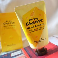 Wholesale B06Korea PhytoTree Cheese Hand Cream High efficient moisturizing prevent dry cracked hands and cuticles g unisex