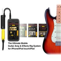 audio systems sale - Hot Sale Rig Guitar Link Audio Interface System Amp Amplifier Guitar Effects Pedal Converter Adapter Musical Accessories