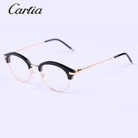 eyeglasses box - 2016 vintage frames designer men glasses TB706 eye frames with free box eyeglasses oculos de grau optical frames