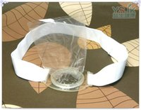 Wholesale 3pcs Post new silica gel belt belt type ostomy ostomy bag bag of artificial anus toilet health care products sell online shop