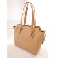 handbag leather - European and American Style Leather Handbag Blank Punk Shoulder handbags Colors Fashion socialite Women Messenger Bags