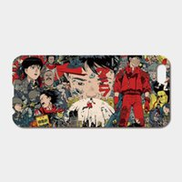 animations fittings - For iPhone S Plus SE S C S iPod Touch case Hard PC Akira Animation Phone Cases