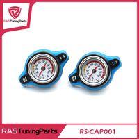 bars specs - D1 Spec RACING Thermost Radiator Cap Water Temp gauge BAR Cover
