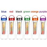 best juice fasts - 800ML Fruit Infuser Water Bottle for Sports Health Juice Maker Best PP Free Colors Lemon Bottles Fast Way