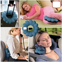 Wholesale 100 Cotton Plum Neck Pillow Massage Pillow For Cervical Vertebra And Travel Pillow Plum Flower Pillow To Sleep Cushions