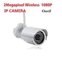 Wholesale IP camera p mp wireless security ip cam sd card slot wifi megapixel outdoor waterproof infrared HD onvif home CCTV camera