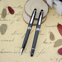 Wholesale High Quality Hot Sell Ballpoint Pen Roller Ball Pen Gift Set Office Supplies Collection Luxury Brand Writing Pen caneta