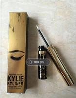 Wholesale Kylie Jenner Birthday Edition Kylie Mascara Eyeliner Black Waterproof KYLINER KYMASCARA Good Quality