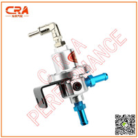 Wholesale CRA performance High Quality Sard Silver Fuel Pressure Regulator without gauge