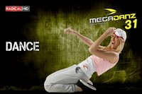 america latin - Hot Sale South America Latin fitness MD31 Radical Fitness MEGA DANZ DVD Video and music CD MEGADANZ Email Online Download