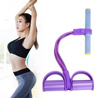Wholesale Hot New Lose Weight Fitness Equipment Abdominal Tummy Trainer Foot Rally Rope Elastic Rope Hip Force