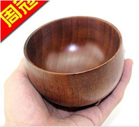 Wholesale High Quality Professional Shave Shaving brush wood bowl soap mugs bowls cups For Best Men Gift Barber Tool Face Care
