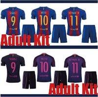 barcelona custom jersey - 2016 New Barcelona soccer jerseys football Jerseys Shirt for men Custom name number