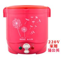 Wholesale Mini rice cooker heating lunch box heating cooker appliances thermal insulation electric rice cooker pot couple students