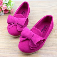 Wholesale New Girls sandals Candy Color Children Shoes Girls Shoes Princess Shoes Fashion Girls Sandals Kids Designer Single Shoes