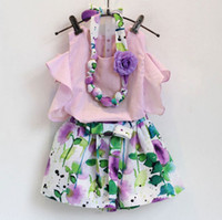 autumn cashmere clothing - Baby Clothes First Birthday summer outfits Baby girls dressesTop Tutu Skirt Princess Flower Party Dress Kids Clothing sets