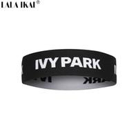Wholesale 2016 Summer Ivy Park Headband Girl Hair Sport Sweat Cotton Band Elastic ivy park GYM Headbands Women ZWW0127