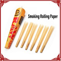 big hornets - big sale Hornet RAW Rolling Paper Clone Cones displaybox mm Brown Natural Hemp Rolling Cone Paper Smoking rolling Paper