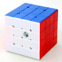 Wholesale Yuxin Zhisheng Blue Kylin mm x4x4 Speed Magic Cube Puzzle Game Cubes Educational Toys For Kids Children Birthday Gift