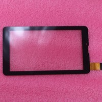 Wholesale New touch screen digitizer For quot Haier G700 G Tablet Touch panel Glass Sensor Replacement