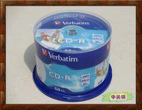 Wholesale Verbatim AZO platinum blue printable CD R blank recordable DVD disc
