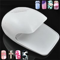 Wholesale Mini Nail Dryer Portable Drying for Nail Polish Manicure Paints Professional Gel Nails Polish Nail Art Tools