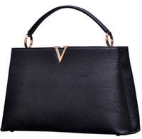 Wholesale 100 Cowhide New Arrivals Genuine Leather Bag Ladies Designer Handbags High Quality Women Leather Handbags Free Delivery