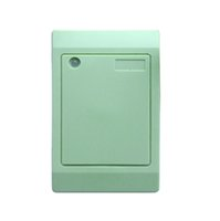 Wholesale waterproof Khz RFID ID wiegand26 dual Led V12V Reliable RF contactless card READER for access control