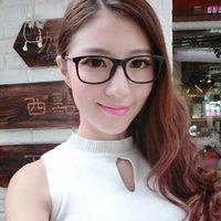 Wholesale 2016 Plain Eye Glasses Mirror Brand Design Men Women Optical Computer Glasses Myopia Eyeglasses Frame Oculos de grau femininos