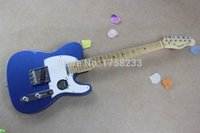 Wholesale 2019 new Telecaster electric guitar maple fretboard neck sky blue items guitar