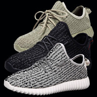 Wholesale Kanye West Boost Pirate Black Turtle Dove Moonrock Oxford Tan Shoes Milan Sports Shoes Men Basketball Shoes