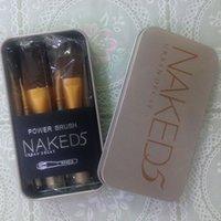 appliances irons - NAD5 Makeup Brushes Set gold Make Up Cosmetic Brush Kit eye shadow Toiletry beauty appliances makeup brush Iron box