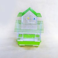 Wholesale Special offer Cages Parrot Cage Metal cage Starling cage With a ladder a very beautiful bird cage