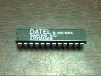ad samples - ADS A SAMPLING A D dual in line pin dip package ADS835A integrated IC ADS PDIP24 Electronic IC