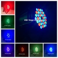 Wholesale Stage Lighting x3W Red Green Blue Led Lighting RGB Par Lighting Stage Light DMX