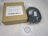 Оптово-Freeship совместимый USB-FX232-CAB-1 PLC Кабель, OEM usbfx232cab1 для F940 / 930/920 Сенсорная панель PLC, USB-FX232CAB1, поддержка Win7 / 8