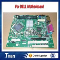Wholesale 100 working For dell DT MT T656F T656F Desktop Motherboard fully tested