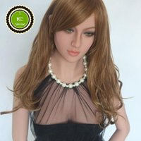 adult sex toys for men - kc CM solid silicone doll Silicone Sex Dolls Body Sex Love Adult Sex Toys For Men sex product Vibrator Anal toy