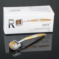 age nutrition - 192 Pins Titanium Needles ZGTS Derma Roller Skin roller for Cellulite Anti Aging Age Pores Refine