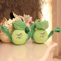bear gift box toys - 1 CM Boxing cabbage Plants vs zombies plush toy Doll Stuffed Animals Baby Toy for Children Gifts Wedding Gifts toys