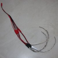 airplane power adapter - 1 Female to Male LED Strip Light Power Cable Adapter JST Plug Connector to Wire for axis Multi copter