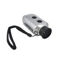 Wholesale Handheld Laser rangefinder X Zoom Digital Meter Range Measure tools Golf Range Finder hunting monocular Telescope trena laser