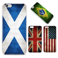 uk flag - For iphone S For iphone s Retro USA UK National Flag Soft TPU Gel Case Cover Country Germany Brazil Argentina Mexico